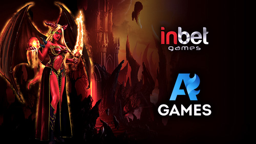 AGames slots are now part of the InBet platform