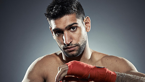 Amir Khan steps in to face Saygid Guseyn Arslanaliev in ONE Lightweight World Grand Prix semi-final round