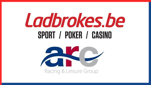 ARC and Ladbrokes Belgium sign longterm agreement