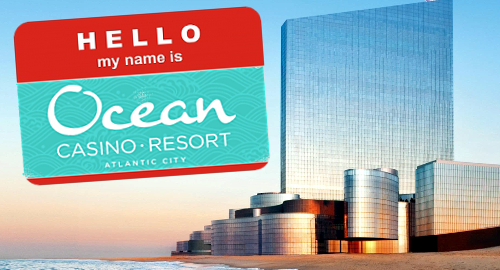 Atlantic City casinos enjoy March, Ocean Casino Resort rebrands