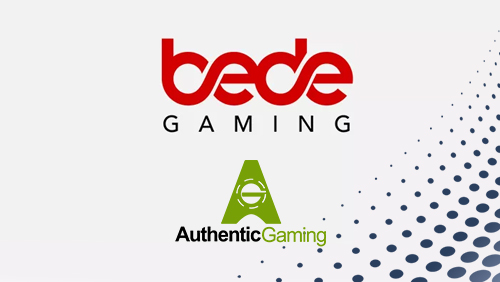 Bede Gaming strikes Authentic Gaming deal