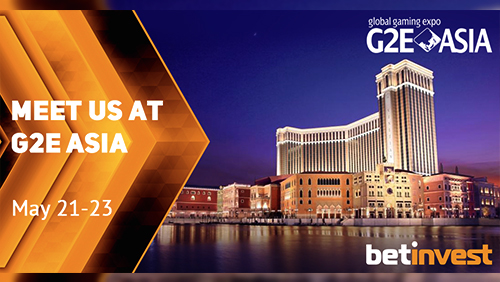 Betinvest to present new iFrame product with Asia-specific interface in Macao
