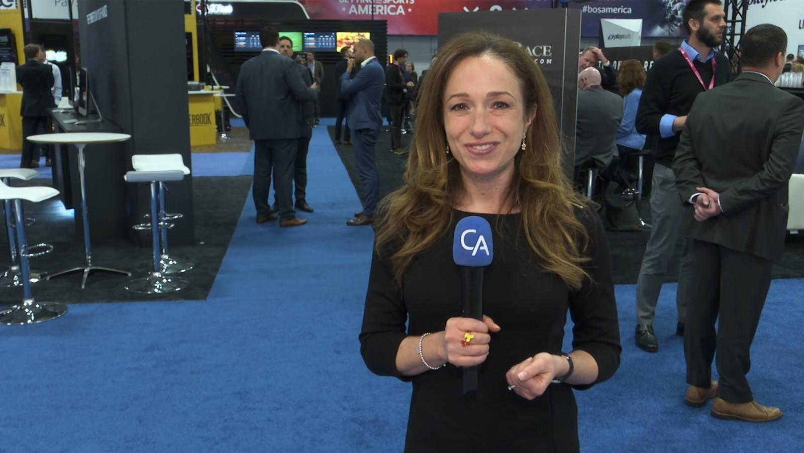 Betting on Sports America 2019 Day 1 recap