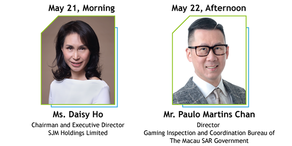 G2E Asia 2019 Conference Keynotes Announcement