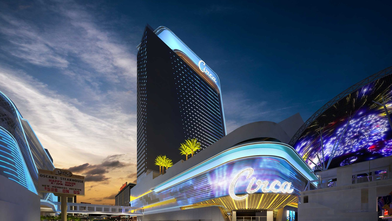 Derek Stevens' new sportsbook venture - Circa Sports - to debut in downtown Las Vegas