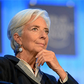 IMF chief: Blockchain disrupting financial markets already