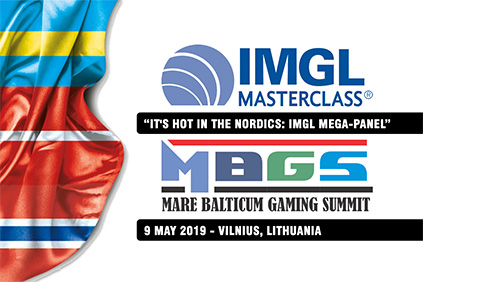 IMGL MASTERCLASS™ at MARE BALTICUM Gaming Summit 2019 - It's hot in the Nordics: IMGL Mega-Panel