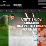 Italy online casino, virtual betting markets up one-fifth in March