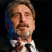 John McAfee backs off on promise to reveal Satoshi in a new farce