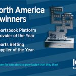 Kambi crowned America's number one sportsbook supplier at EGR North America Awards