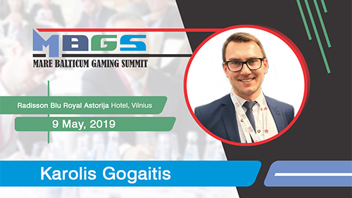 Karolis Gogaitis (General Manager at CBet.lt) to join the stellar speakers' list at MARE BALTICUM Gaming Summit 2019