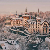 Luxury Swiss hotel to start accepting crypto in May