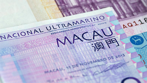 Macau sees drop in suspicious financial transactions
