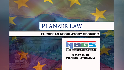 Planzer Law announced as European regulatory sponsor at Mare Balticum Gaming Summit 2
