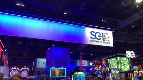 Scientific Games wants to take its social gaming arm public