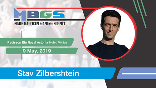 Special keynote on outsourcing with Stav Zilbershtein at MARE BALTICUM Gaming Summit 2019