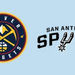 Spurs favored hosting Nuggets on Thursday NBA odds