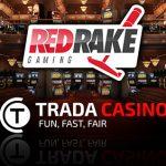 Trada Casino launches Red Rake Gaming to the UK Market