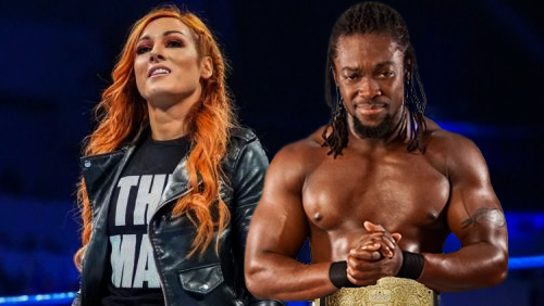 WWE Wrestlemania Odds: Will Becky Lynch and Kofi Kingston win?