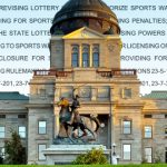 Montana guv signs lottery-run sports betting legislation