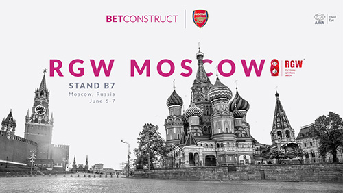 BetConstruct brings new games to Russian Gaming Week