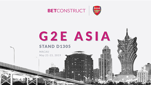 BetConstruct to reveal Fantasy Esports at G2E Asia