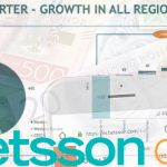 Betsson posts solid Q1 growth despite Swedish headaches
