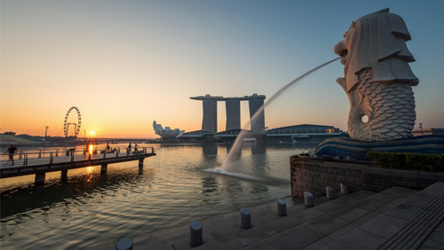 Casino crime in Singapore not linked to syndicates