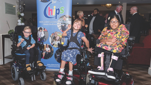 CHIPS confirm September date for flagship Charity Golf Tournament