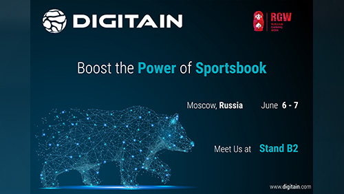 Digitain joins Russian Gaming Week 2019