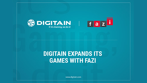 Digitain upgrade casino portfolio in Fazi deal