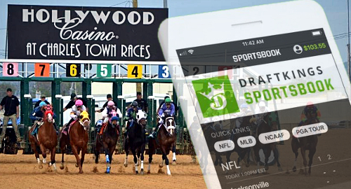 draftkings-west-virginia-sports-betting-app-hollywood-casino