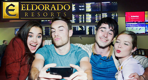 Sports betting bringing the young 'uns to Eldorado Resorts casinos