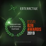 Enteractive receives industry recognition through EGR nomination