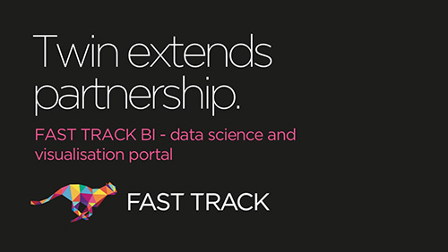 FAST TRACK extends Twin partnership