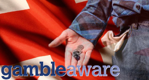 GambleAware's industry-based funding comes up short again