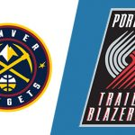 Host Nuggets favored in Game 2 vs. Trail Blazers