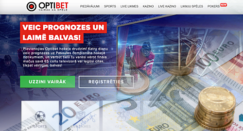 Latvia's online gambling market up more than one-third in Q1