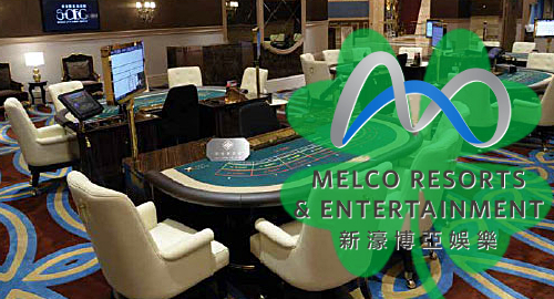 Better lucky than good: Melco's VIP turnover falls, VIP win rises