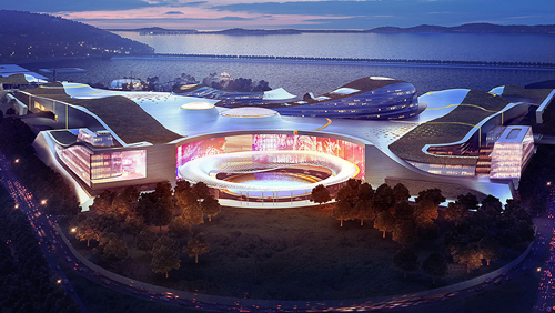 Mohegan ready to move ahead with South Korean resort