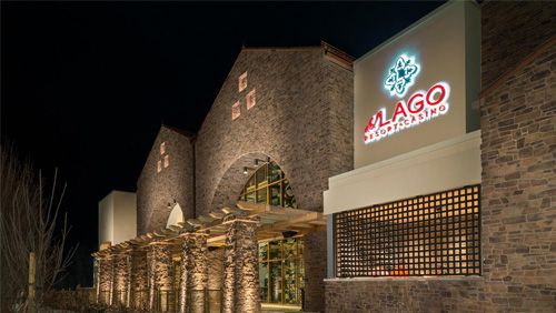 New York's del Lago Resort to reduce casino options in favor of a sportsbook