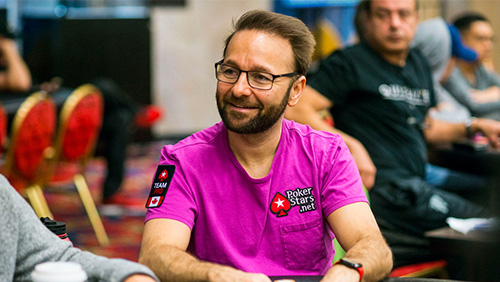 PokerStars sign Guberniev; Dnegs hitched; Akkari on Neymar; De Melo on Women
