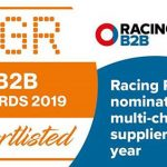 Racing Post nominated for EGR B2B Awards
