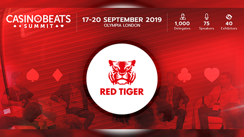 Red Tiger backing CasinoBeats Summit 2019