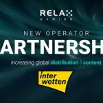 Relax Gaming partners with Interwetten