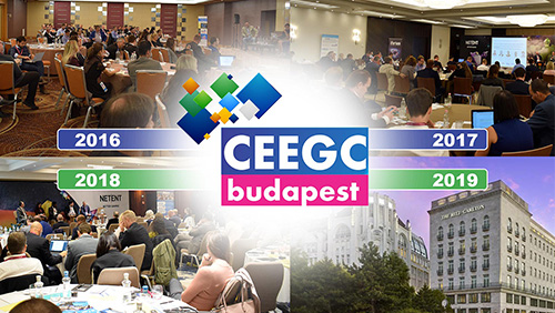 Save the date for CEEGC 4 and CEEGC Awards 2019 Budapest, registrations are open, 24-25 September 2019 - Ritz-Carlton