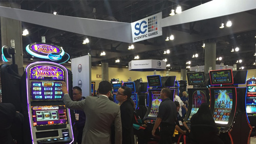 Scientific Games has a new Senior VP of marketing and communications