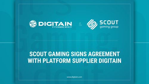 Scout Gaming signs agreement with Digitain
