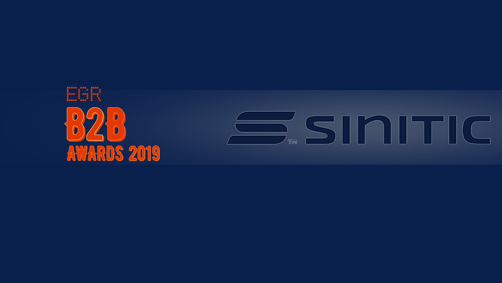 Sinitic shortlisted for rising star at 2019 EGR B2B Awards