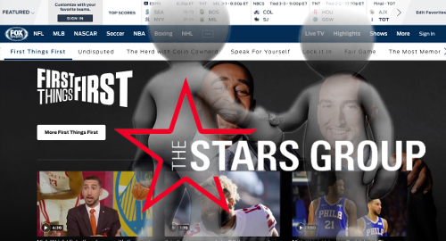 stars-group-fox-sports-betting-partnership